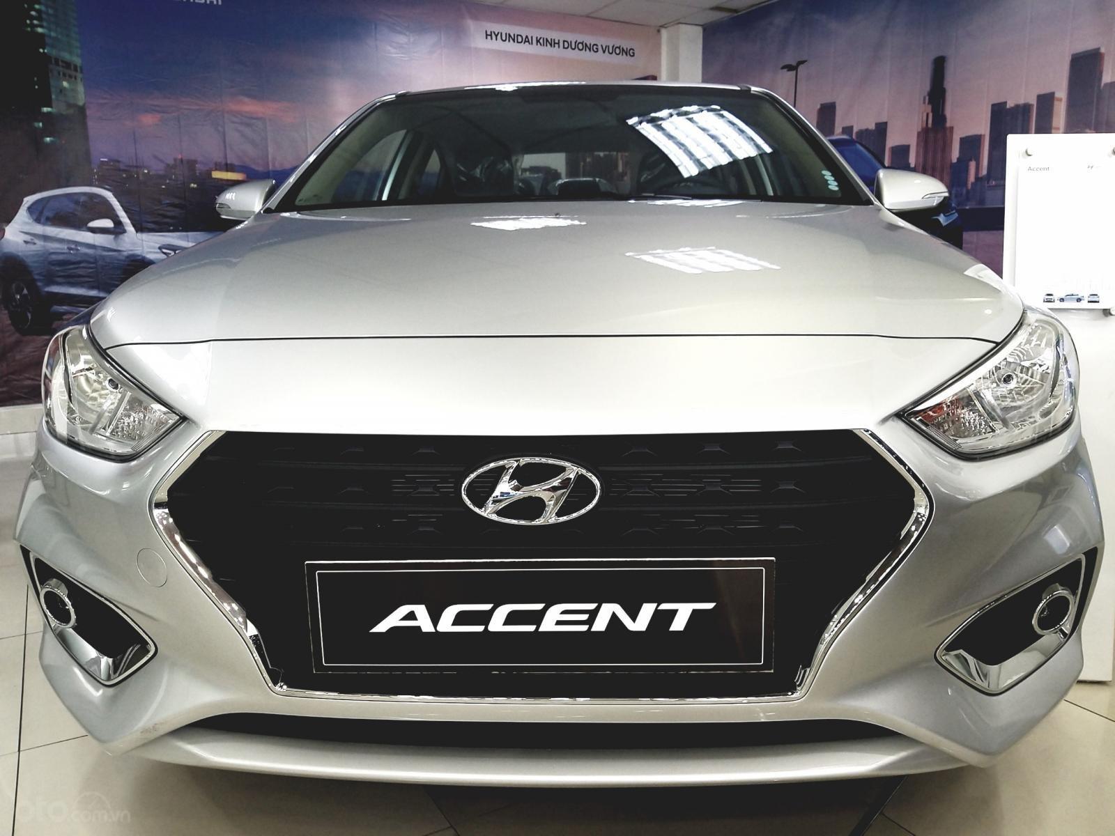 Hyundai Accent 2019, giá tốt bao giấy tờ đăng ký grab, hợp tác xã miễn phí, xe đủ màu giao ngay toàn quốc (1)