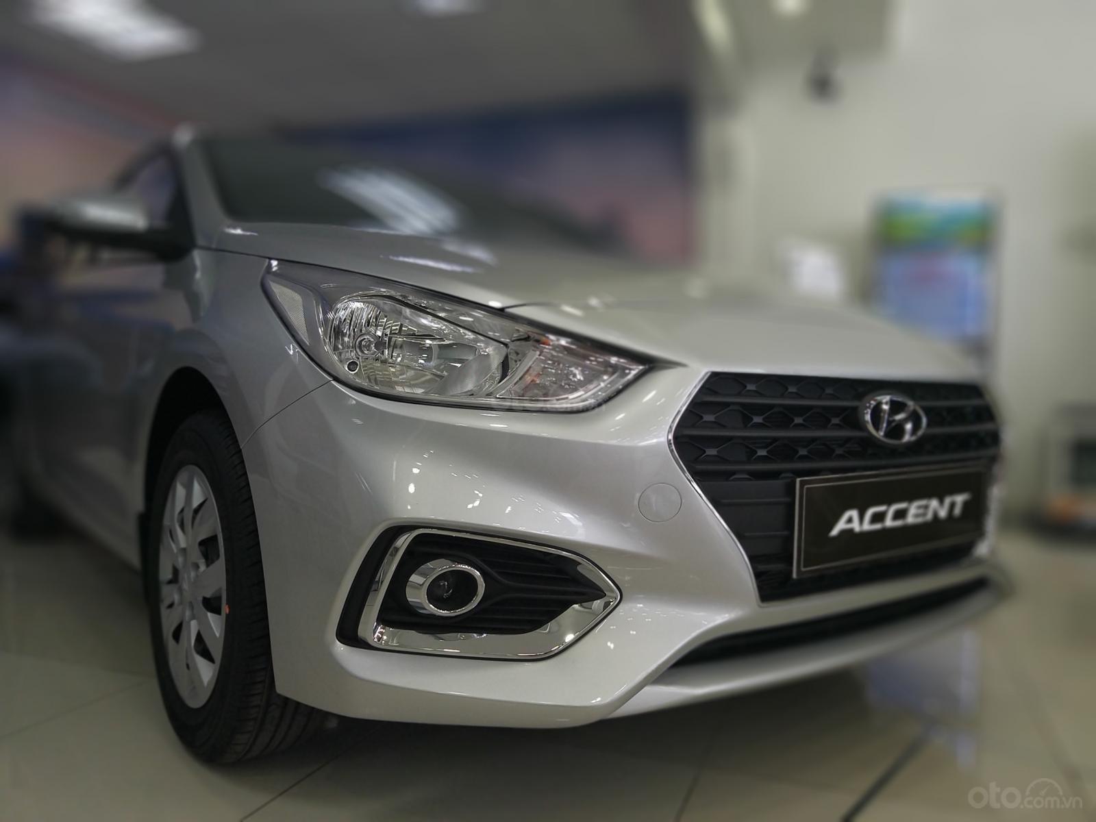Hyundai Accent 2019, giá tốt bao giấy tờ đăng ký grab, hợp tác xã miễn phí, xe đủ màu giao ngay toàn quốc (5)