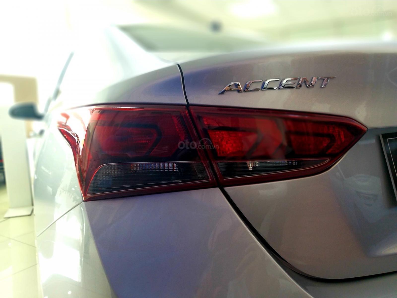 Hyundai Accent 2019, giá tốt bao giấy tờ đăng ký grab, hợp tác xã miễn phí, xe đủ màu giao ngay toàn quốc (7)