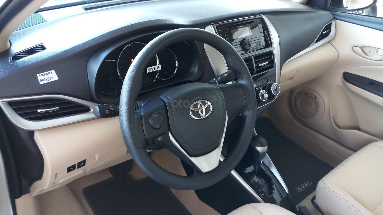 Bán Toyota Vios 1.5E CVT đời 2019, mới 100%, khuyến mãi khủng giao ngay-5