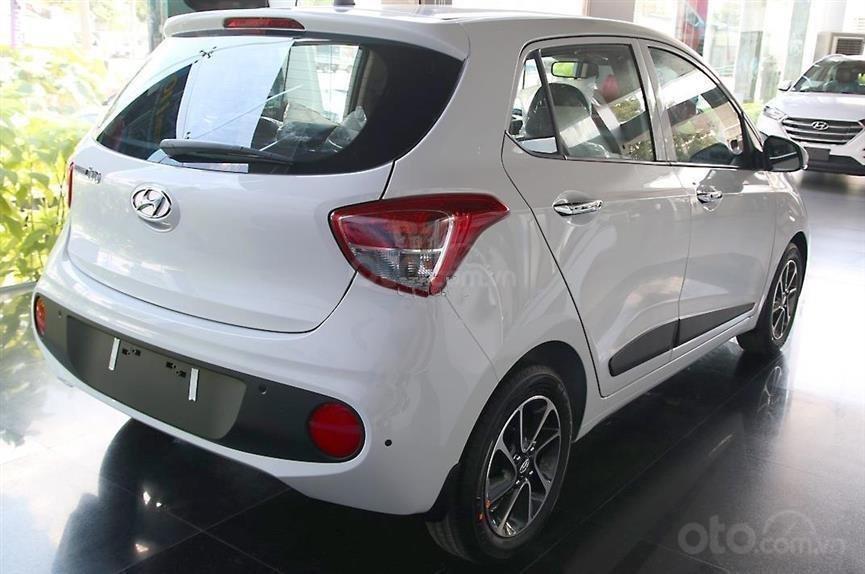 Giảm 10 triệu tiền mặt - chỉ 101 triệu - Hyundai Grand i10 Hatchback 1.2MT 2020, trả góp 85% (5)