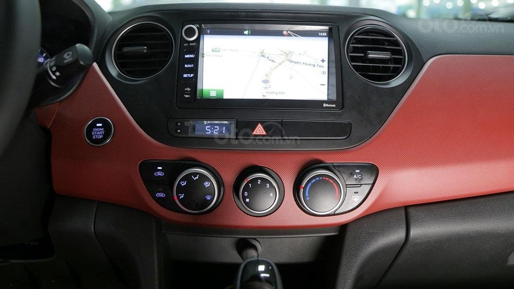 Giảm 10 triệu tiền mặt - chỉ 101 triệu - Hyundai Grand i10 Hatchback 1.2MT 2020, trả góp 85% (7)