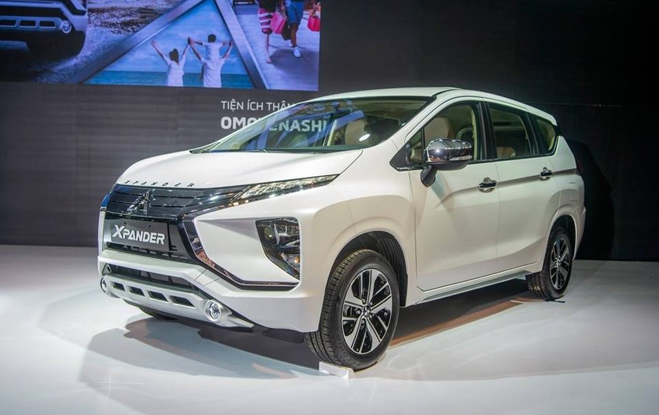 Mitsubishi Xpander là đại diện nổi bật trong phân khúc xe MPV cỡ nhỏ.