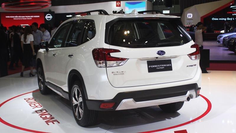 Giá lăn bánh xe Subaru Forester nhập Thái chuẩn bị về Việt Nam là bao nhiêu? _ Ảnh 1.