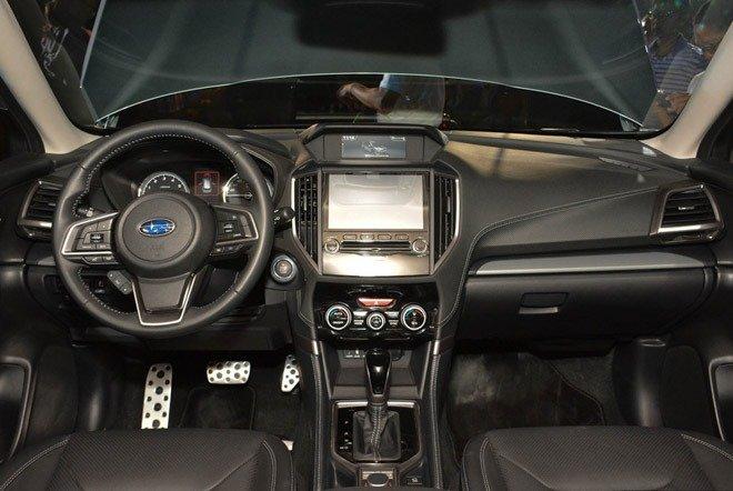 Subaru Forester 2019 ra mắt ngay tại sự kiện khai trương showroom mới của hãng 3a