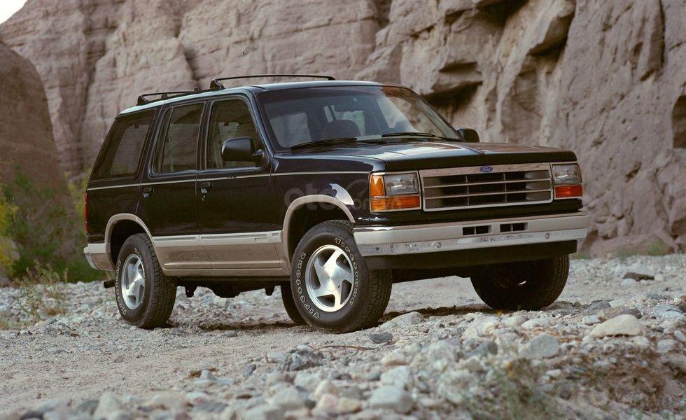 Ford Explorer thế hệ thứ 1