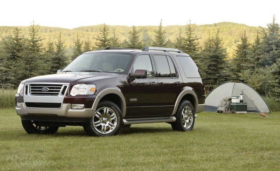 FordExplorer thế hệ thứ 4 nâng cấp mới