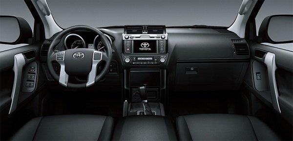 Nội thất Toyota