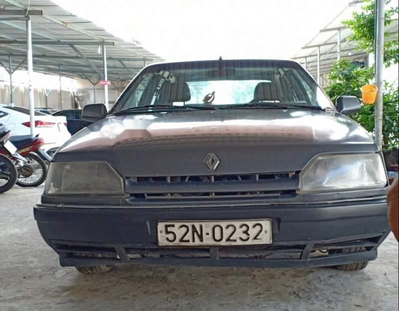 Bán xe Renault 25 năm 1990, màu xám, nhập khẩu   (1)