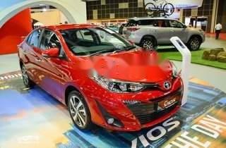 Bán ô tô Toyota Vios sản xuất 2019, giá 606tr (4)