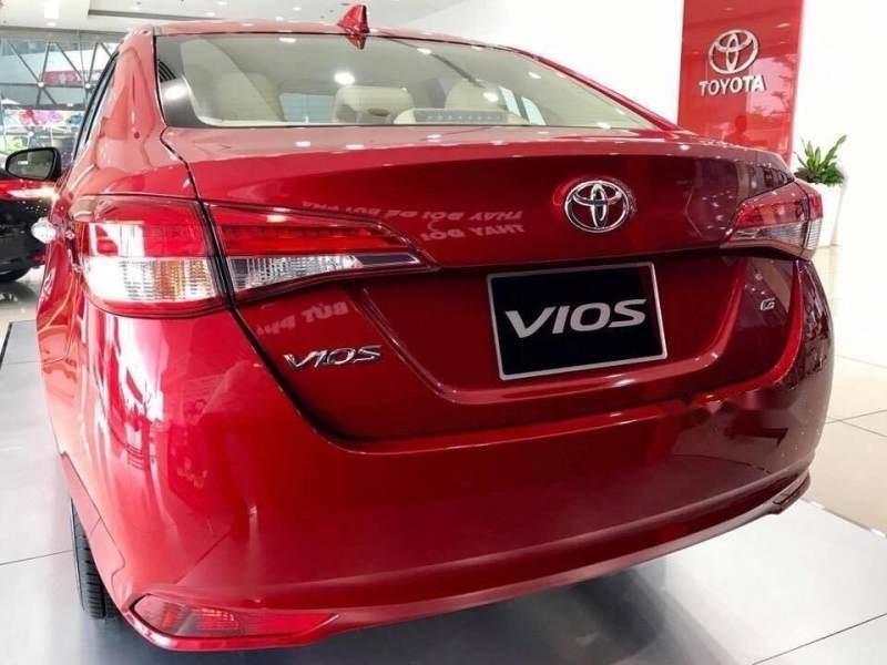 Bán ô tô Toyota Vios sản xuất 2019, giá 606tr (3)