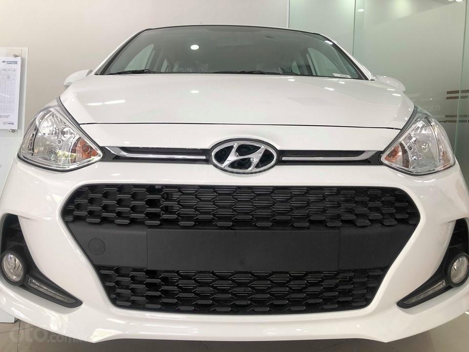 Hyundai Cầu Diễn - Bán Hyundai Grand I10 AT 1.2, đủ các màu, tặng 10 triệu - nhiều ưu đãi - LH: 0964898932 (1)