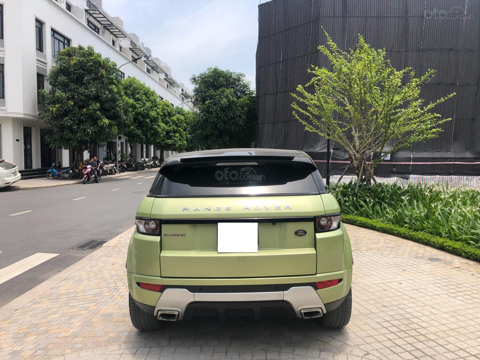 Cần bán lại xe LandRover Evoque 2012, nhập khẩu-0