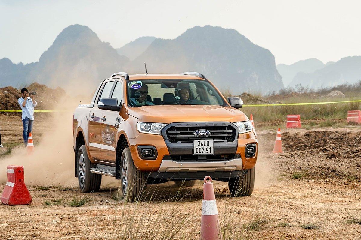 Thông số kỹ thuật Ford Ranger 2019 - Ảnh 5.