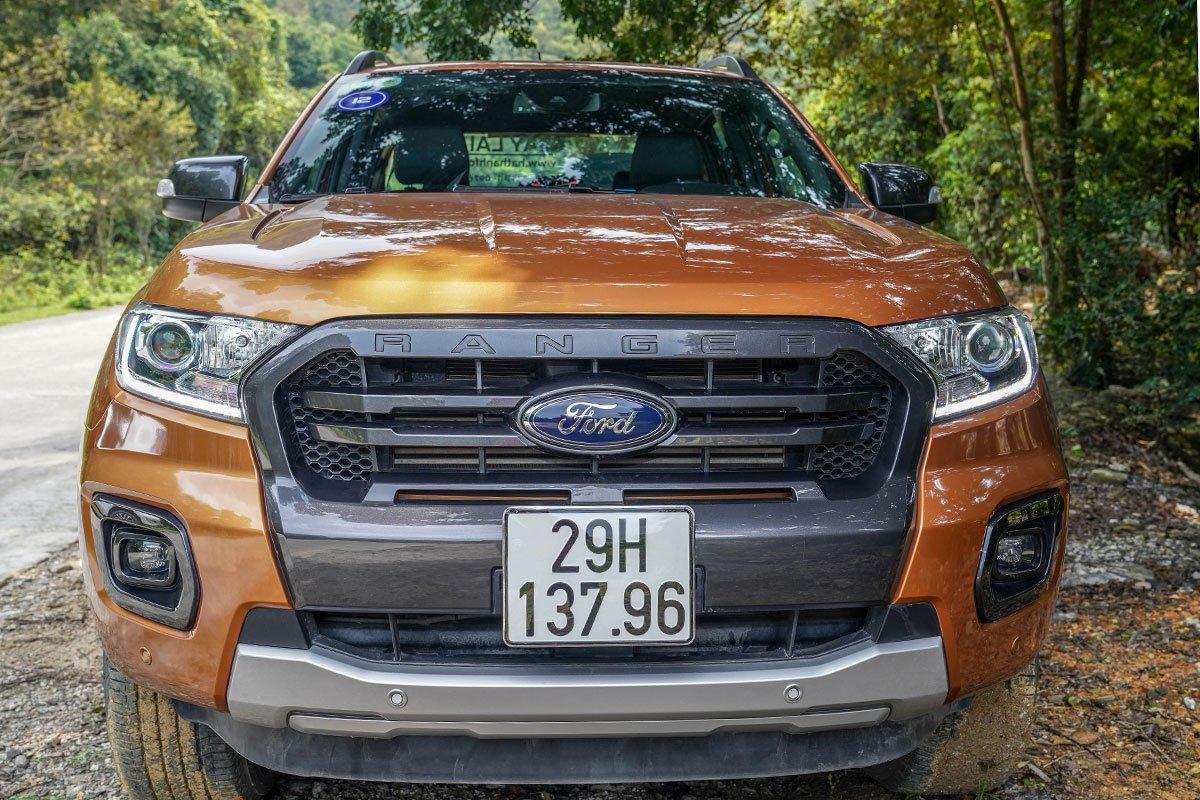Thông số kỹ thuật Ford Ranger 2019 - Ảnh 2.