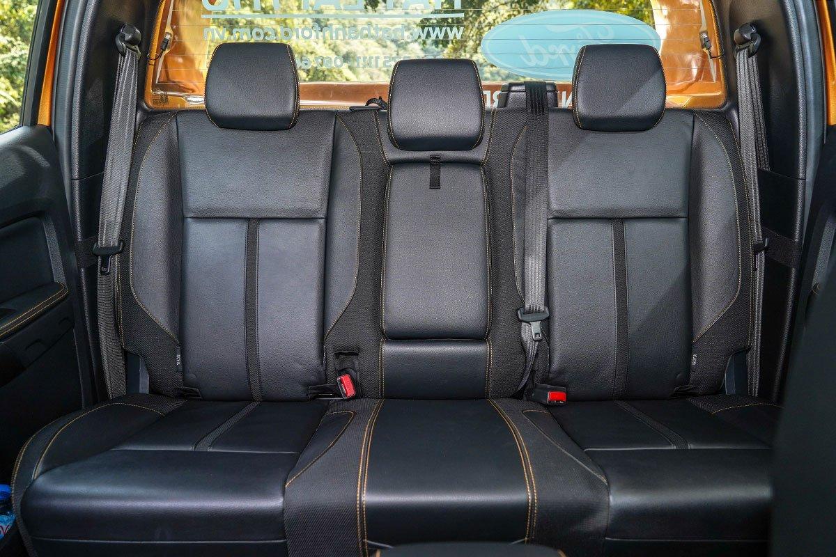 Thông số kỹ thuật Ford Ranger 2019 - Ảnh 4.