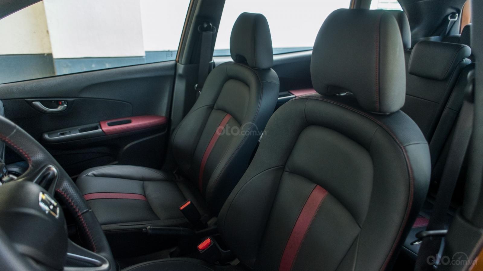 Honda BR-V 2019 nội thất đẹp mắt