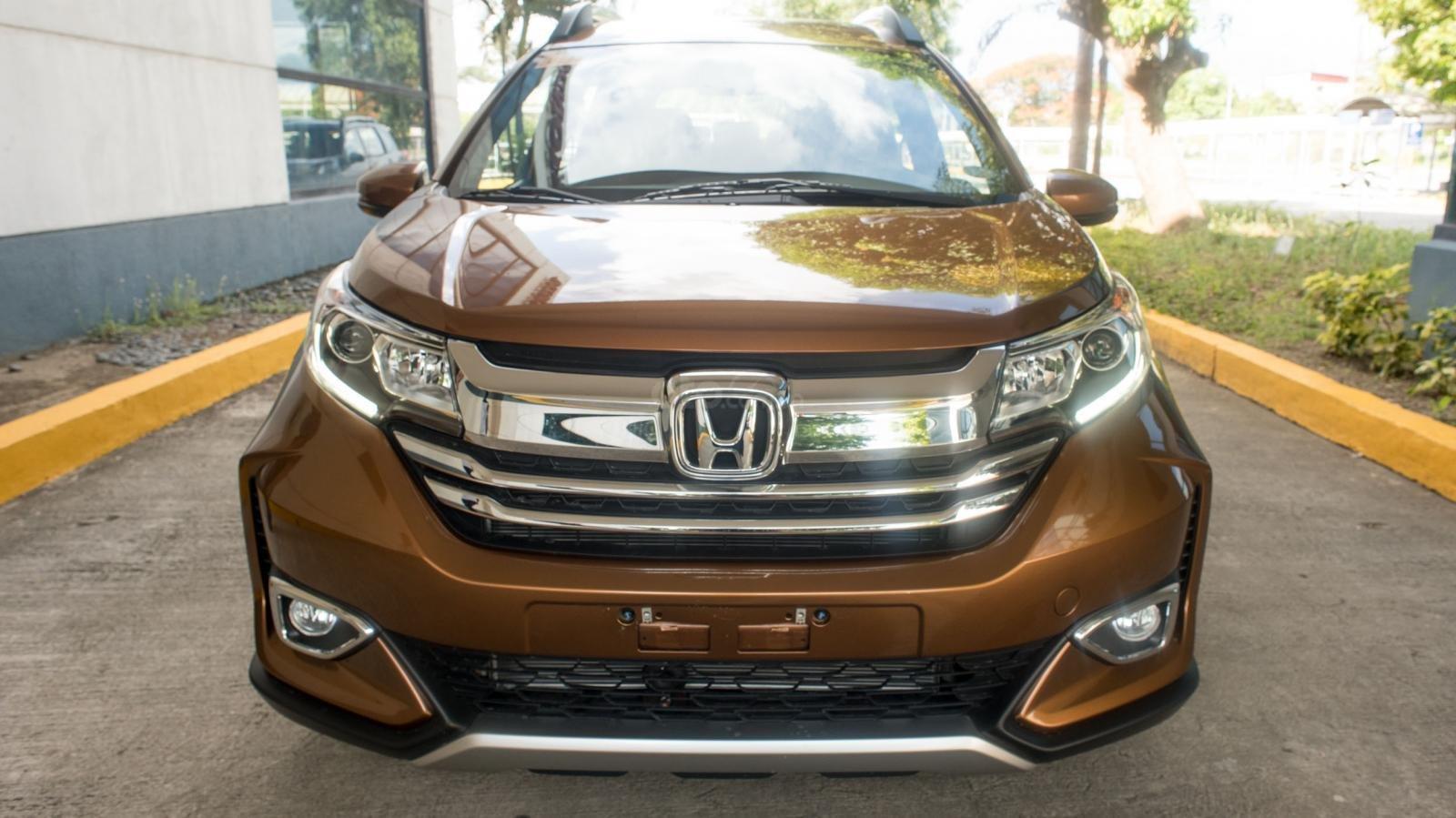 Honda BR-V 2019 quyến rũ hơn