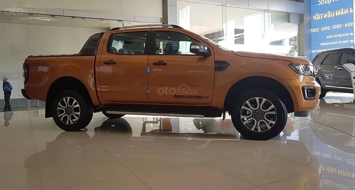 Bán ô tô Ford Ranger Wildtrak 2.0L 4x4 AT 2019, nhập khẩu-0