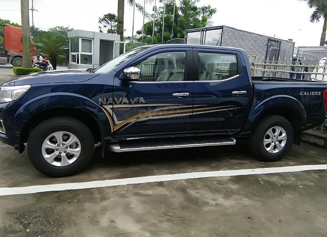 Bán Nissan Navara EL Premium R đời 2019, màu xanh lam, nhập khẩu nguyên chiếc-1