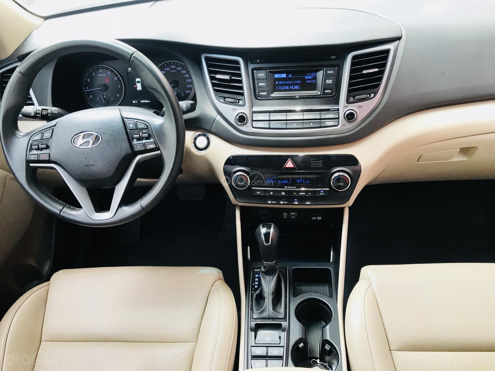 Bán Hyundai Tucson sản xuất 2016, nhập khẩu nguyên chiếc giá cạnh tranh-5