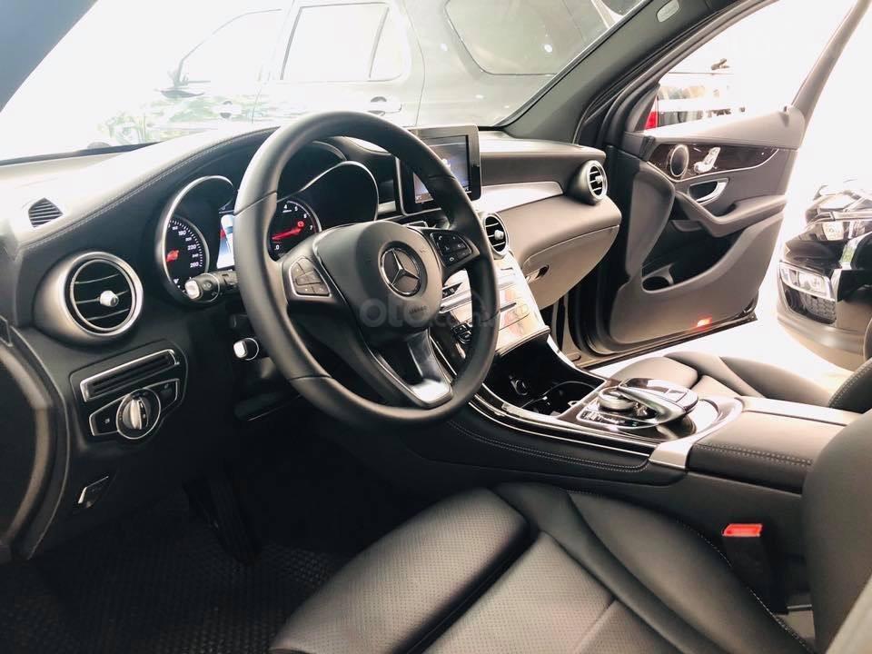 Giá xe Mercedes GLC200 2019 khuyến mãi, thông số, giá lăn bánh (11/2019) giảm giá tiền mặt, ưu đãi bảo hiểm và phụ kiện (6)