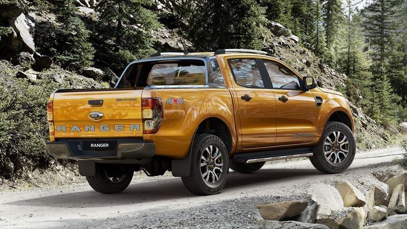 Ford Ranger 2019 KM khủng, vay NH đến 90%, 115tr giao xe tận nhà-1
