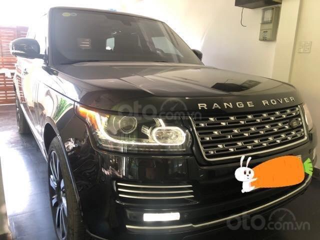 Bán Range Rover Autobiography LWB đời 2015, màu đen, xe đã qua sử dụng, biển Hà Nội (1)