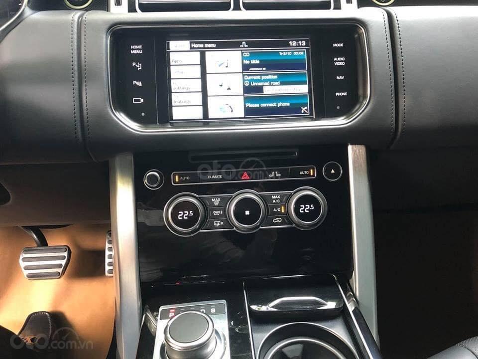 Bán Range Rover Autobiography LWB đời 2015, màu đen, xe đã qua sử dụng, biển Hà Nội (6)