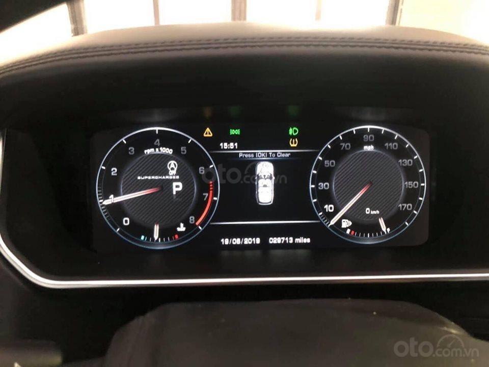 Bán Range Rover Autobiography LWB đời 2015, màu đen, xe đã qua sử dụng, biển Hà Nội (5)