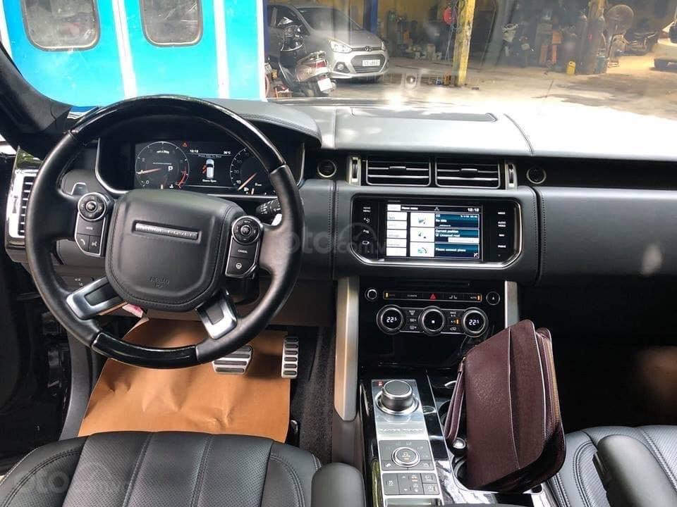 Bán Range Rover Autobiography LWB đời 2015, màu đen, xe đã qua sử dụng, biển Hà Nội (8)