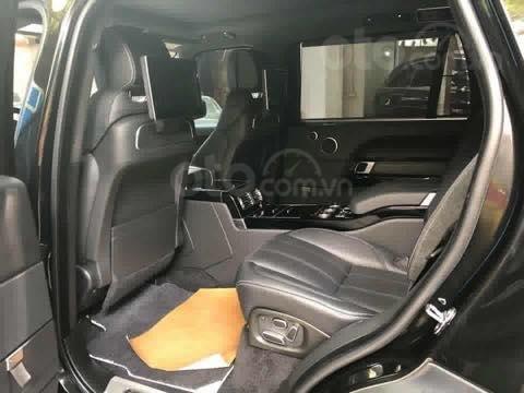 Bán Range Rover Autobiography LWB đời 2015, màu đen, xe đã qua sử dụng, biển Hà Nội (9)