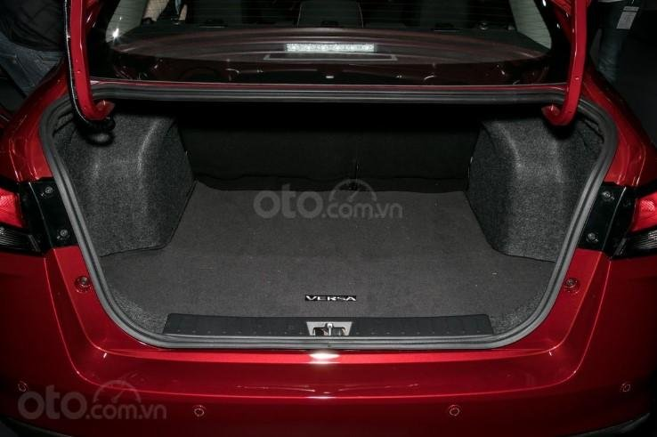 Đánh giá xe Nissan Sunny 2020 về hệ thống ghế ngồi