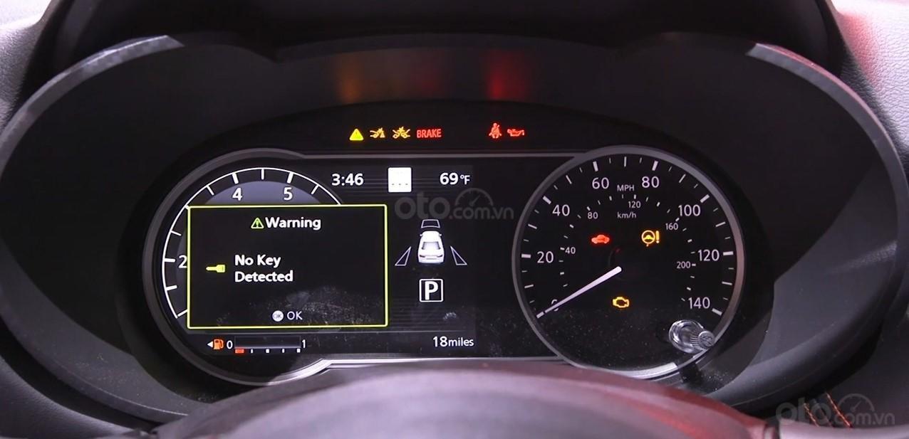 Đồng hồ lái Nissan Sunny 2020