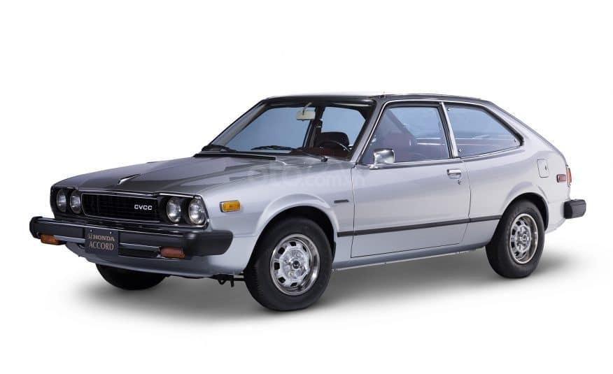 Lịch sử Honda Accord: Thế hệ thứ nhất: 2976-1981.