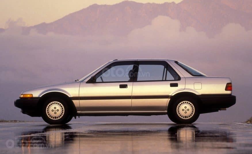 Lịch sử Honda Accord: Thế hệ thứ 3: 1986-1989.