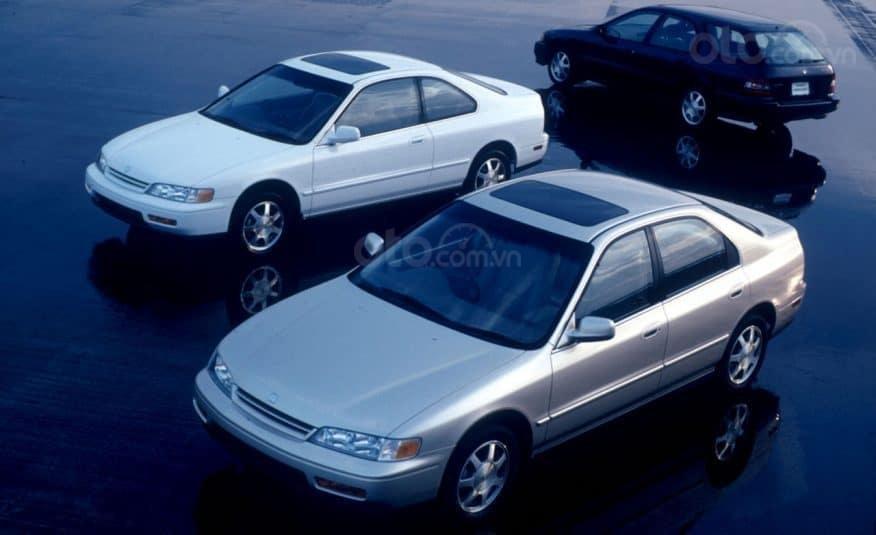 Lịch sử Honda Accord: Thế hệ thứ 5: 1994-1997.