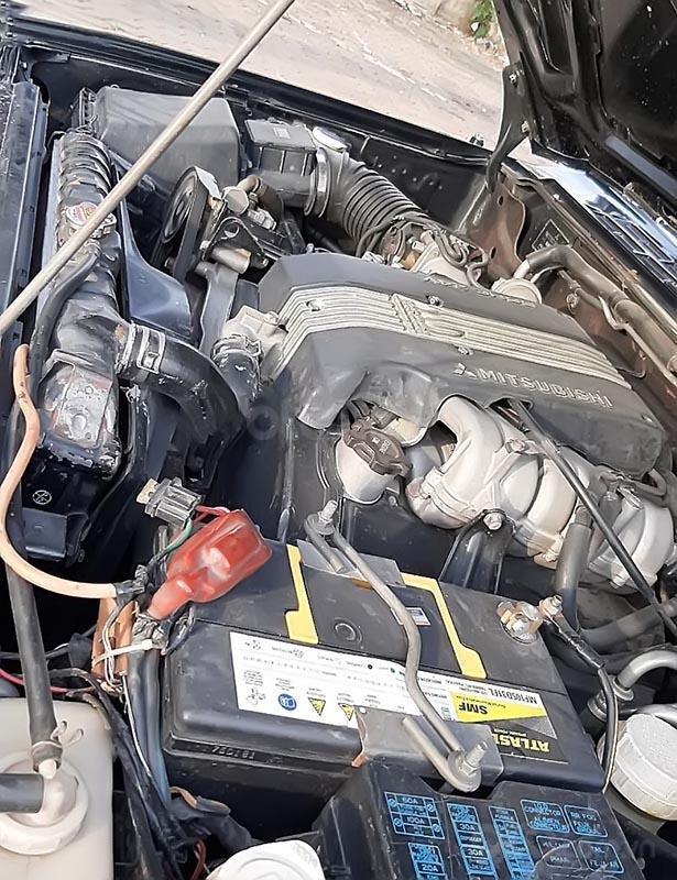Bán Mitsubishi Pajero 3.5 đời 2003, màu đen-4
