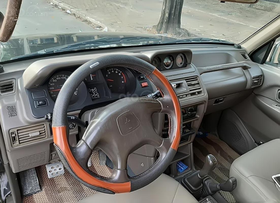 Bán Mitsubishi Pajero 3.5 đời 2003, màu đen-1