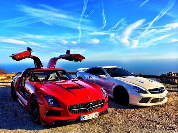 Tay đua F1 sở hữu bộ sưu tập từ siêu xe, máy bay  8a