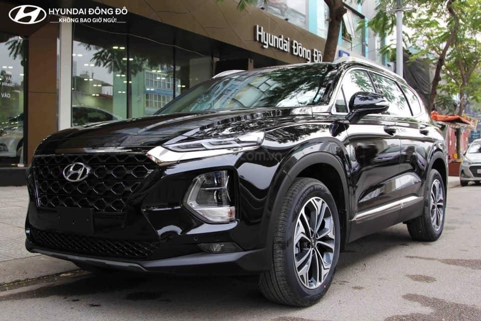 Đủ màu giao ngay Hyundai Santafe 2019, trả góp 90%, gọi ngay đặt hàng 0812.587.888 (1)