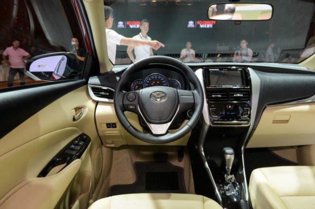 Siêu bất ngờ, giá niêm yết Toyota Vios giảm mạnh - Ảnh 1.