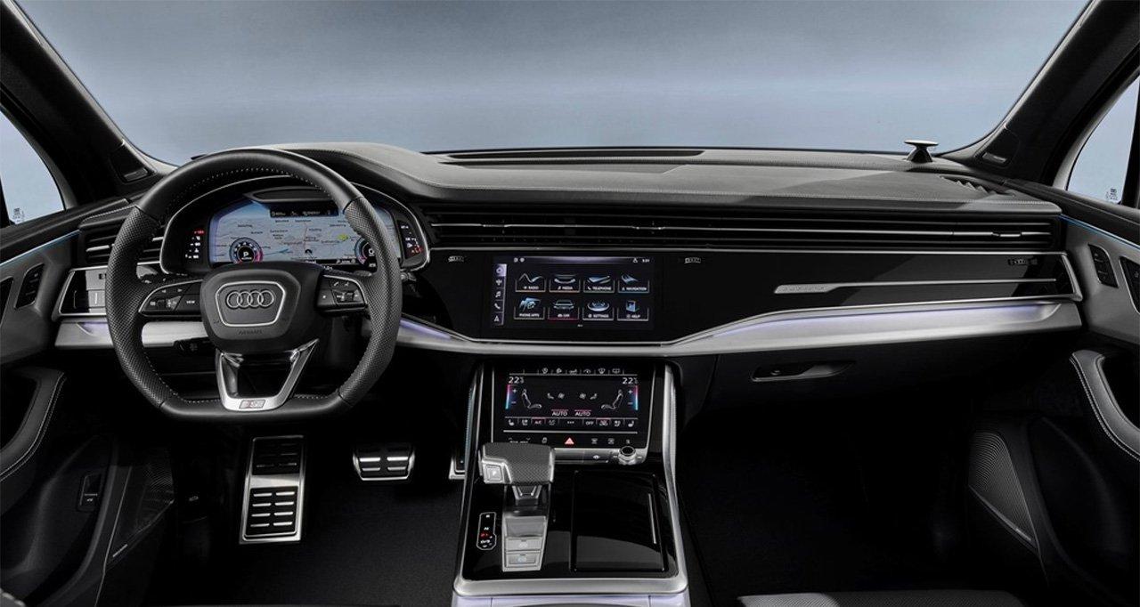 So sánh Audi Q7 2019 đời mới và đời cũ qua ảnh - ảnh 3.