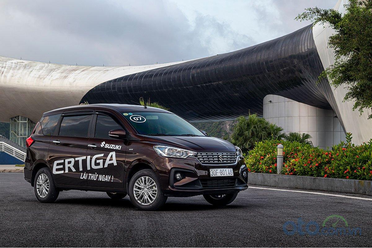 Giá xe Suzuki Ertiga 2019 cập nhật mới nhất tháng 9/2019 a1