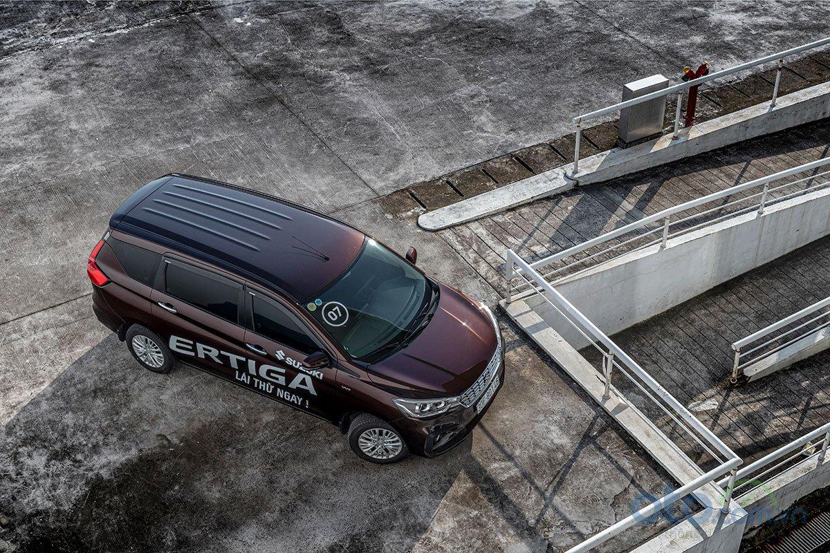 Ngoại thất xe Suzuki Ertiga 2019 a2