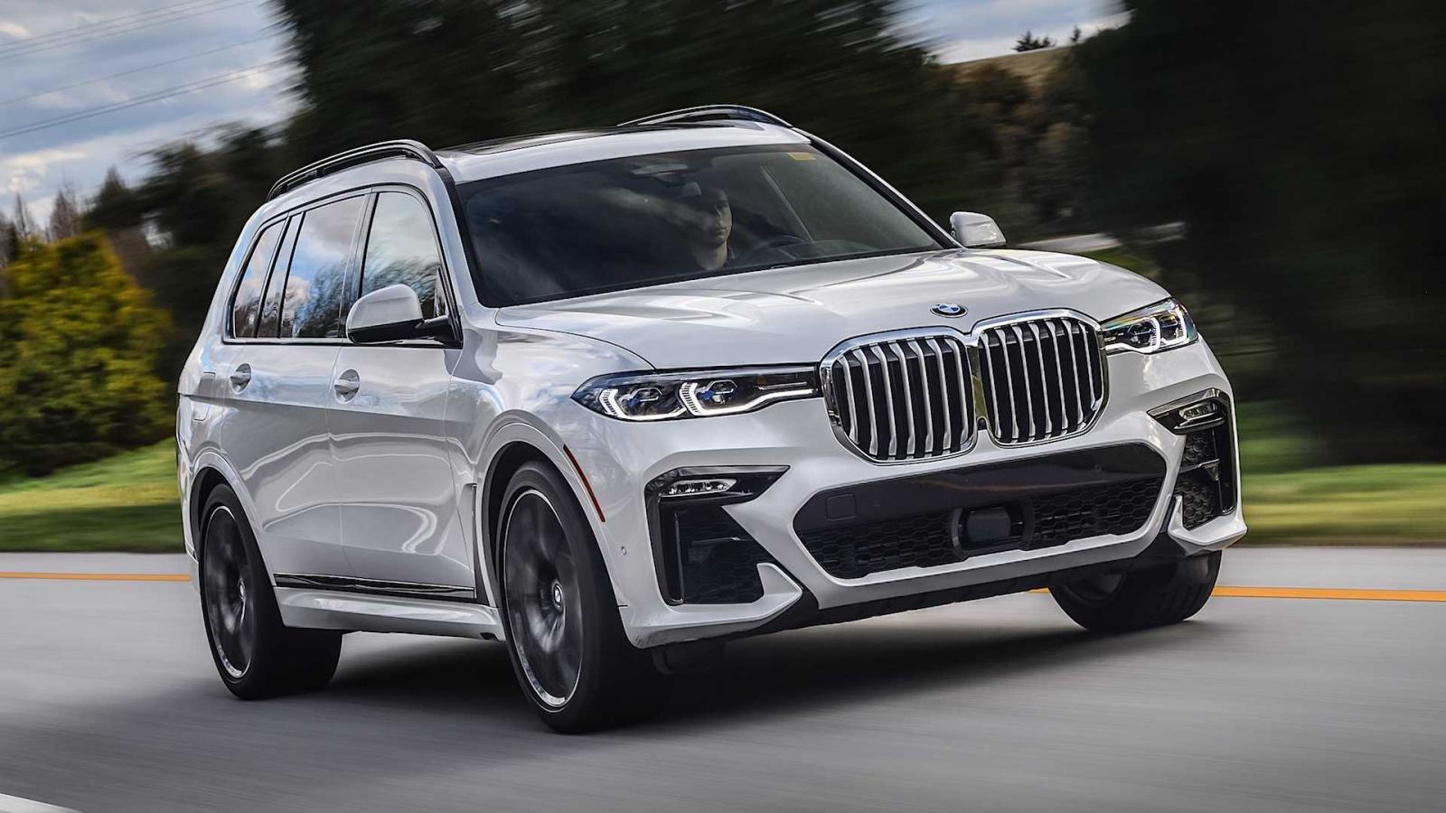 Chốt ngày ra mắt BMW X7 2019 và X Family tại Việt Nam a1