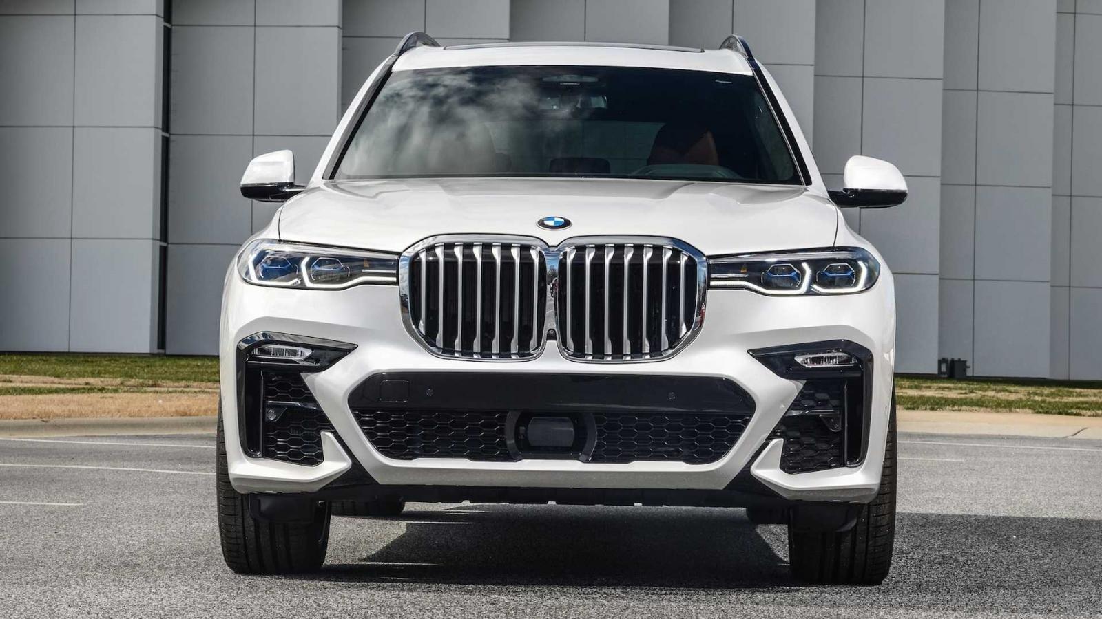 Chốt ngày ra mắt BMW X7 2019 và X Family tại Việt Nam a2