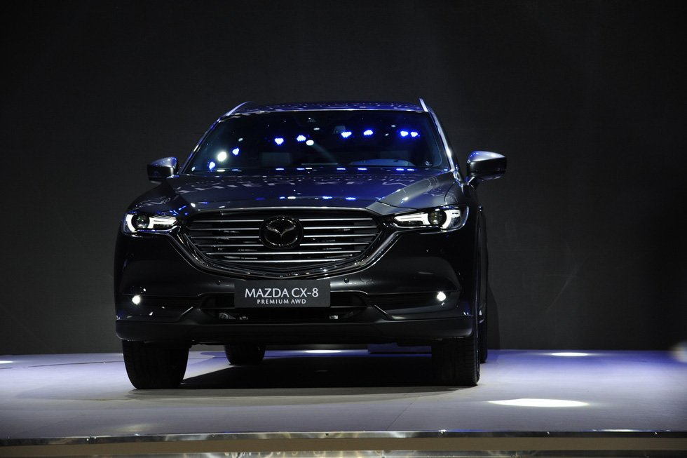 Giá xe Mazda CX-8 2019 a2