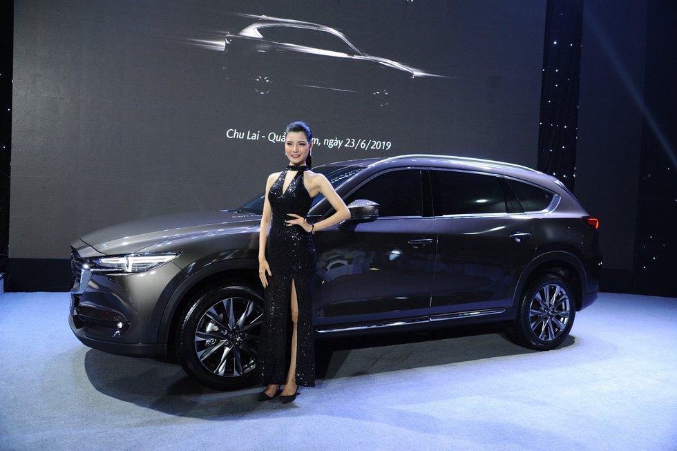 Giá xe Mazda CX-8 2021 a1