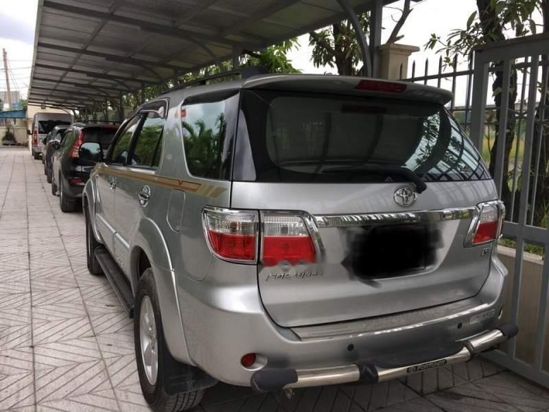 Bán Toyota Fortuner 2010, màu bạc, nhập khẩu (3)